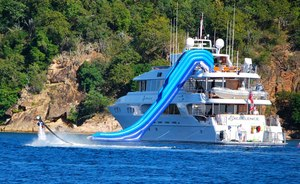 Caribbean yacht charter offer: Save 15% on board luxury yacht EXCELLENCE