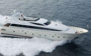 Charter Yacht ALILA Available Around Italian Riveria