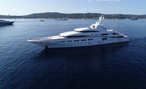 Abeking & Rasmussen superyacht SECRET joins the yacht charter fleet