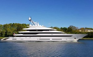 Delivered: Lurssen's 87m superyacht AVANTAGE