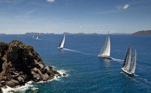Fleet of Yachts Sign Up For Caribbean Superyacht Regatta