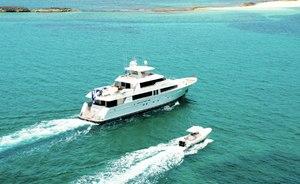 Superyacht ARIOSO has Charter Gap in Antigua