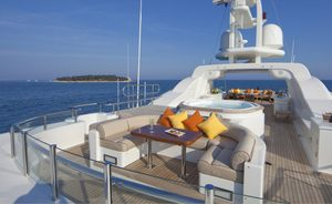 Amels Motor Yacht 'Deja Too' Opens for Caribbean Charters