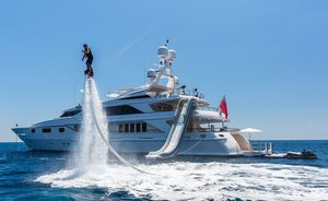Newly Refitted Superyacht 'QM of London' Offers Turkey Charter
