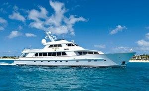 Special Offer on Charter Yacht EL JEFE