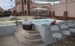 Superyacht 'Amarula Sun' Available for Caribbean Charters