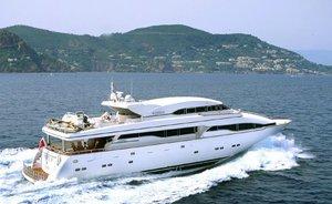 Last Minute Offer on WHEELS Charter Yacht