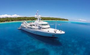 Expedition Yacht SENSES Available for Charters in Tahiti