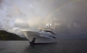 Motor yacht 'Remember When' Joins the Caribbean Charter Market