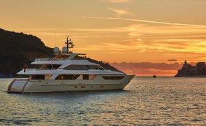 Superyacht TAKARA Joins Charter Market in Ibiza