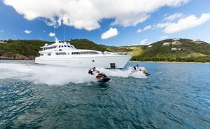 Motor Yacht 'Sea Falcon' Joins the Global Charter Fleet