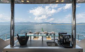Amalfi Coast yacht charter deal: save with superyacht SANDS