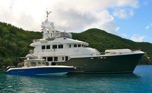 Superyacht VIVIERAE Rejoins The Global Charter Fleet