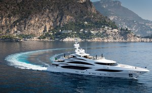 Some of the Best New Launch Charter Yachts of 2014