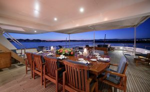 Explorer Yacht KIRKLAND New to Charter Fleet