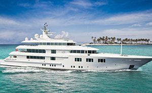 Amels superyacht 'Lady E' gets new Pop Art collection