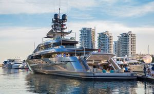 Video: Day 3 At The Singapore Yacht Show 2017