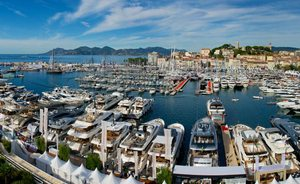 A look ahead to the Cannes Yachting Festival 2018