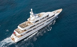 Feadship Motor Yacht UTOPIA Available for Mediterranean Charters