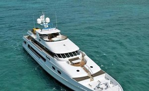Charter Yacht Top Five in New England This Summer