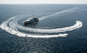 Benetti superyacht 'St David' offering no delivery fees in the Seychelles