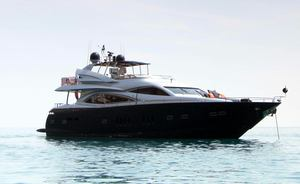 Motor Yacht DEVOTION Offering West Mediterranean Charters