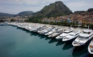 Charter Yachts Attending the 2015 Mediterranean Yacht Show