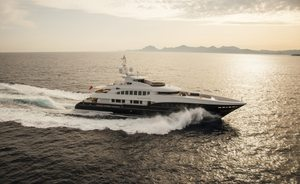 Superyacht SIROCCO Opens for Mediterranean Charters in June and August