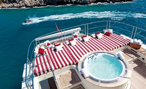 Escape to Croatia for the Weekend with Motor Yacht 'Metsuyan IV'