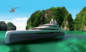 New renderings paint a picture of serenity aboard 88m megayacht 'Illusion Plus'
