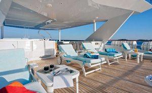 Superyacht ONTARIO Joins Global Charter Fleet