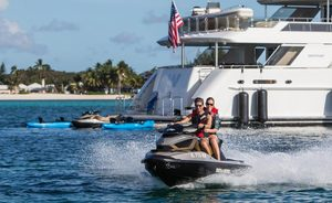 Superyacht 'W' Open In The Bahamas For Christmas And New Year's Charters