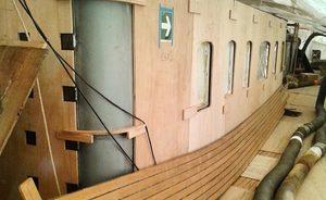 Refitted Sailing Yacht XARIFA Joins Charter Fleet