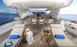 Superyacht RINI offers tempting charter discount in Greece