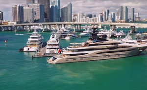 Miami Yacht Show 2019 opens at its brand new address