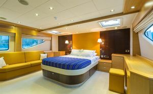 Motor Yacht MADNESS Lowers Charter Rate