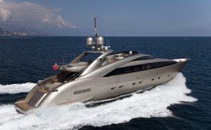 Luxury Yacht SOIREE Opens for Charter in Italian Waters