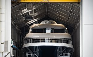 Feadship's 73m superyacht PODIUM delivered