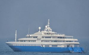 Superyacht 'Queen Miri' Showcases New Look After 16-Month Refit
