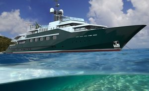 Reduced Caribbean Charter Rates on Superyacht HIGHLANDER