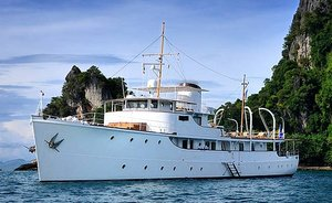 Calisto Available For Charter From December 27th