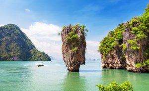 Luxury yacht 'Mia Kai' available for Thailand yacht charters