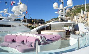 Superyacht 'St David' Available For Monaco Grand Prix Charter