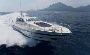 Charter Yacht 'ROMACHRIS II' Offers Discount