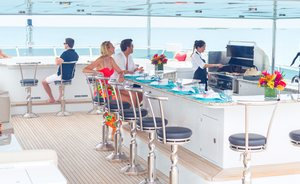 Discover Belize aboard charter yacht 'Remember When' this Christmas