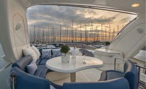 Greece charter special: save with luxury yacht ALMAZ