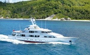 Last minute deal: 15% off Italian luxury charter yacht TELEOST in September