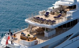 INSIGNIA Charter Yacht Has Special Offer in Place