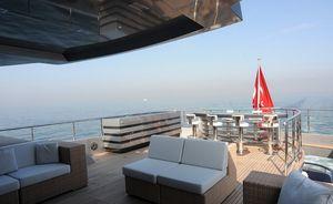 Superyacht 'RL Noor' Reduced Summer Rates