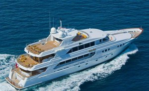 CROWNED EAGLE New to Charter Fleet